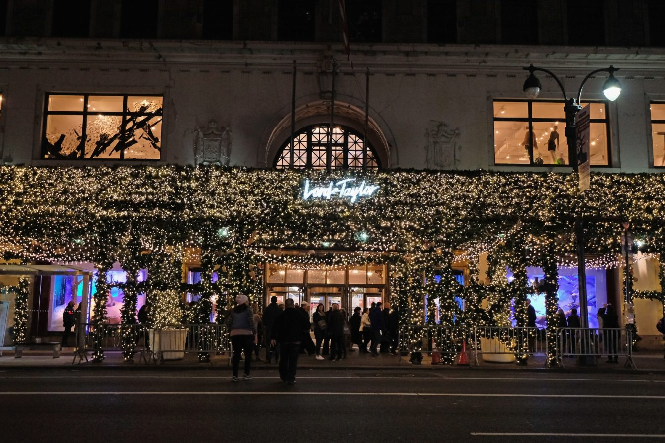 On the 8th day of Christmas… 5th Avenue Holiday Window Displays