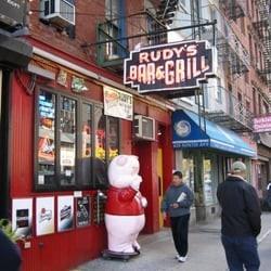 Rudy's Bar NYC