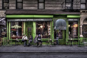 A photo of Cafe Reggio - Greenwich NY