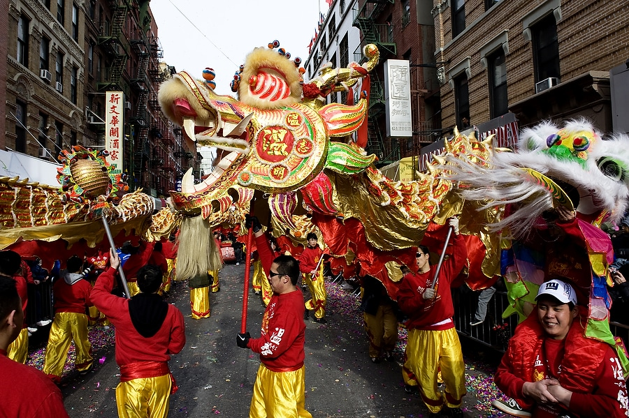 Ten Places to Take a Break in Chinatown or Big Apple's Chinatown