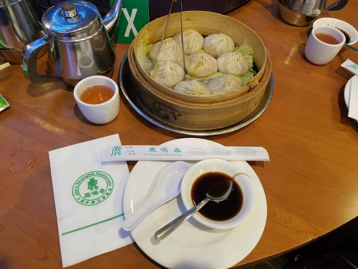 dumpling meal