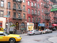 A photo of MacDougal Street - Greenwich NY