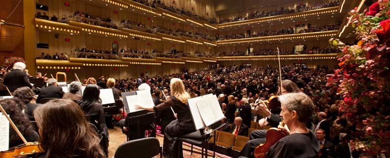 On the 12th day of Christmas… The New York Philharmonic Holiday & New Years Eve Concerts