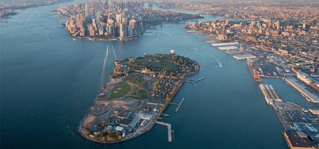 A Seasonal Escape to Governors Island in New York City