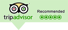 ICON: TripAdvisor Recommended